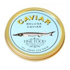 Royal Beluga Caviar, Huso Huso, (000 Grade)