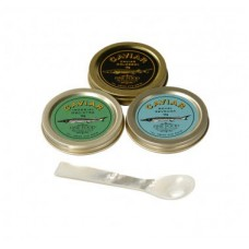 The Specialist Caviar Taster Set, 3 x 10g