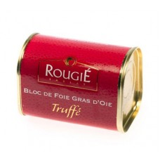 Rougie Bloc of Goose Foie Gras with Truffles, 145g