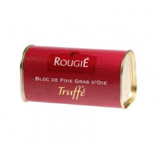 Rougie Bloc of Goose Foie Gras with Truffles, 210g