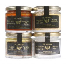 Plantin Truffle Product Set 4 x 100g, Exclusive 5% Discount
